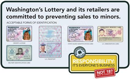 Washington lottery daily keno