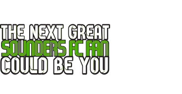 The next big Sounders FC fan could be you.