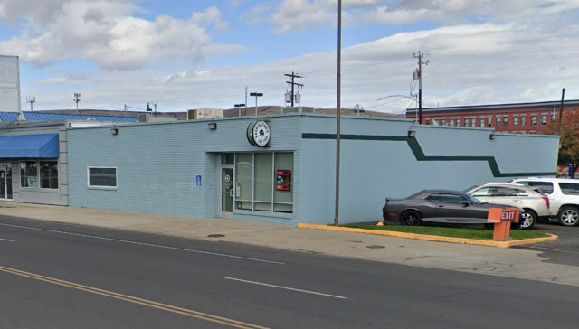 Exterior shot of the Yakima Regional Office